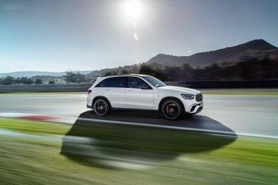 Mercedes-AMG GLC 63 thân xe