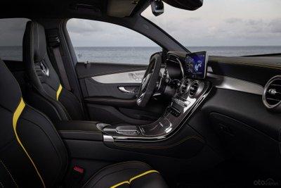 Mercedes-AMG GLC 63 nội thất 1