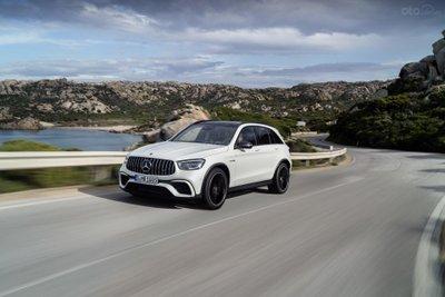 Mercedes-AMG GLC 63 2020.
