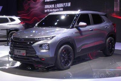 """[Thượng Hải 2019] Chevrolet Trailblazer và Tracker là bộ đôi """"năng nổ"""""""