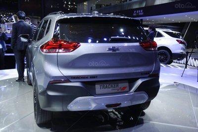 [Thượng Hải 2019] Chevrolet Trailblazer và Tracker vẫn có nét đặc trưng riêng