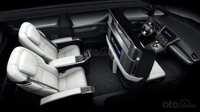[Thượng Hải 2019] Lexus LM sẽ xâm nhập nhiều thị trường