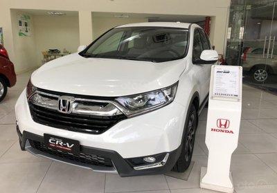 Honda CR-V 2018 hạ giá tại đại lý