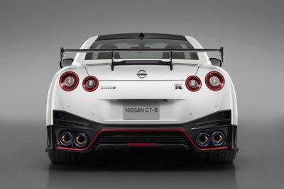 Nissan GT-R Nismo 2020 nâng cấp nhẹ nhưng hiệu quả hơn 21