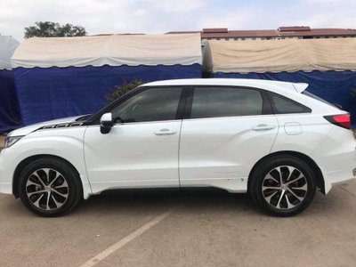 SUV Honda Avancier bất ngờ xuất hiện tại đại lý ở Việt Namsdg