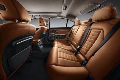BMW 3-Series LWB - nội thất