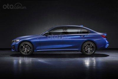 BMW 3-Series LWB - thân xe