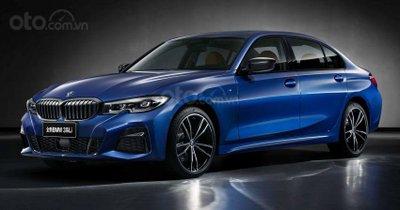 BMW 3-Series LWB đầu xe