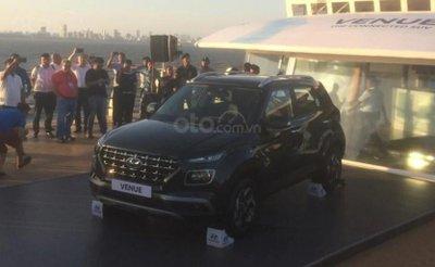 Hyundai Venue 2019 ra mắt
