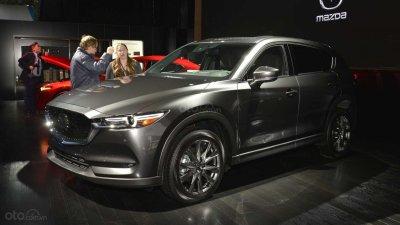[New York 2019] Mazda CX-5 2019 có bản diesel tại Bắc Mỹ