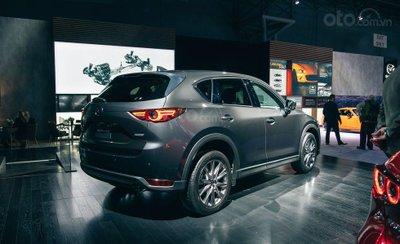 [New York 2019] Mazda CX-5 2019 đảm bảo chuẩn khí thải