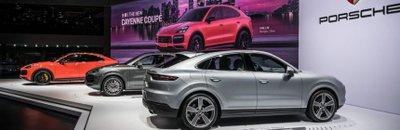 [Thượng Hải 2019] Porsche Cayenne Coupe mới chính thức trình làng