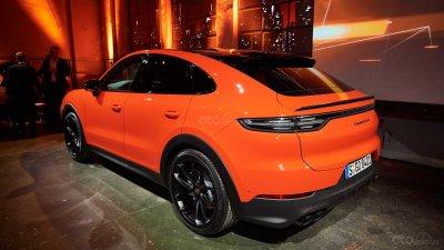 [Thượng Hải 2019] Porsche Cayenne Coupe bắt mắt