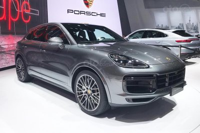 [Thượng Hải 2019] Porsche Cayenne Coupe thể thao