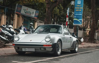 Porsche 930 Turbo cổ