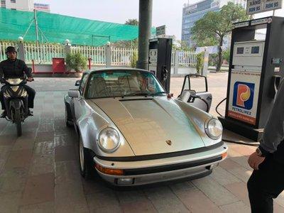 Porsche 930 Turbo từng xuất hiện lần đầu
