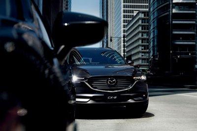 Lộ thêm trang bị Mazda CX-8 sắp bán tại Việt Nam a1