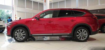Lộ thêm trang bị Mazda CX-8 sắp bán tại Việt Nam a4