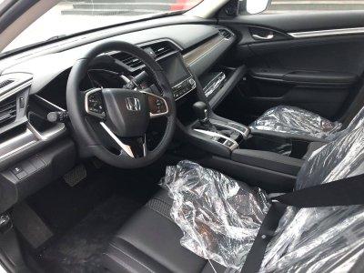 Ảnh nội thaatd Honda Civic 2019 tại Việt Nam