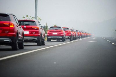 Trung Quốc xây làn đường dành cho xe tự lái a5