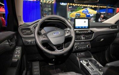 [New York 2019] Ford Escape 2020 chính thức ra mắt, bán ra vào mùa thu - Ảnh 3.
