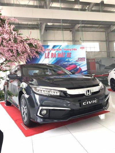 Honda Civic 2019 sẽ chính thức bán ra từ ngày 19/4.