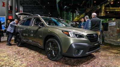 [New York 2019] Subaru Outback 2020 chính thức ra mắt.