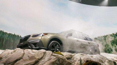 Một số hình ảnh của Subaru Outback 2020 tại New York 2019 - Ảnh 2.