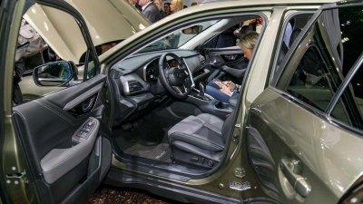 Một số hình ảnh của Subaru Outback 2020 tại New York 2019 - Ảnh 7.