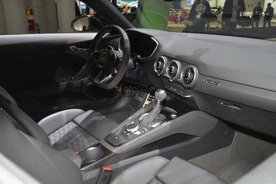 [New York 2019] Audi TT RS 2020 đảm bảo cung cấp trải nghiệm lái tuyệt vời