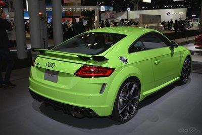 [New York 2019] Audi TT RS 2020 sở hữu sức hút khó cưỡng