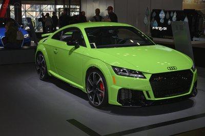 """[New York 2019] Audi TT RS 2020 khoác lên mình """"màu áo"""" mới"""