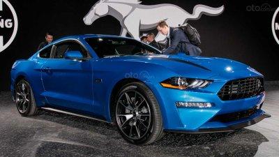[New York 2019] Ford Mustang mạnh mẽ hơn với gói hiệu suất mới