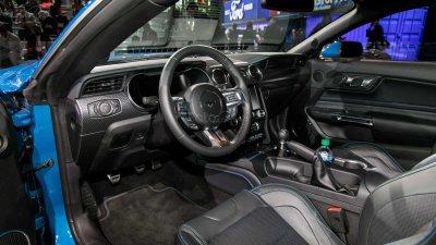[New York 2019] Ford Mustang mới sở hữu gói trang bị ấn tượng
