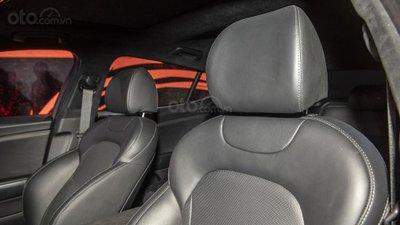 [New York 2019] Kia Stinger GTS 2020 trang bị đầy đủ