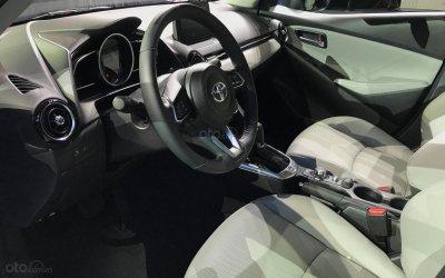 [New York 2019] Toyota Yaris Hatchback 2020 vẫn có chế độ lái thể thao