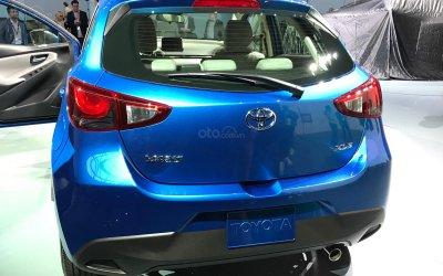 [New York 2019] Toyota Yaris Hatchback 2020 liệu còn gây sức hút đến người tiêu dùng?