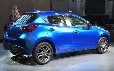 [New York 2019] Toyota Yaris Hatchback 2020 thừa hưởng nhiều từ Mazda 2