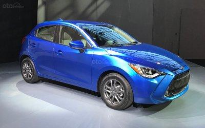 [New York 2019] Toyota Yaris Hatchback 2020 loại bỏ biến thể 3 cửa