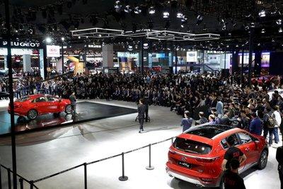 [Thượng Hải 2019] Kia K3 đầy sức lôi cuốn