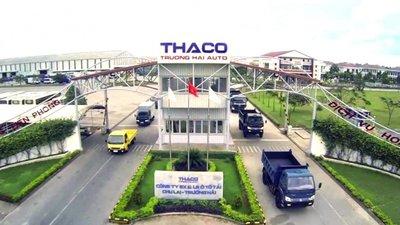 Thaco hiện là nhà sản xuất nắm giữ thị phần lớn nhất trên thị trường ô tô Việt Nam...