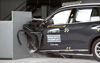 BMW X5 2019 sắp về Việt Nam được đánh giá an toàn tối đa.