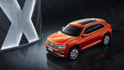 SUV Volkswagen Atlas thêm bản coupe Teramount X tại Trung Quốc 7