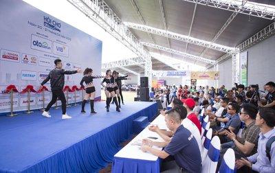 Nhiều hoạt động thú vị tại Hội chợ Oto.com.vn 2019 dành cho những người yêu xe.