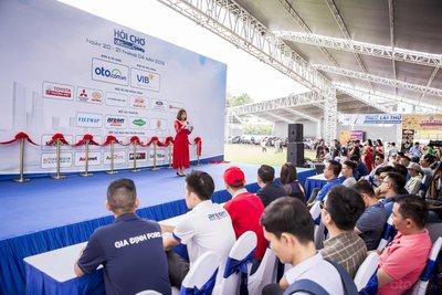 Hội chợ Oto.com.vn chính thức khai mạc ngày 20/04/2019 - Ảnh  a1