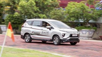 Mitsubishi Xpander là mẫu xe nhiều người quan tâm nhất Việt Nam? a3