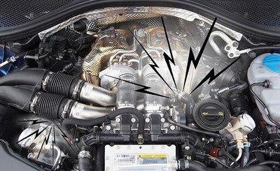 """Những dấu hiệu cho thấy ô tô của bạn ngày càng """"nát tươm""""5a"""