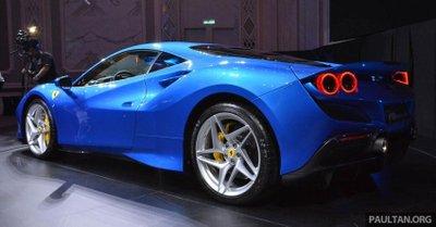 """Ferrari F8 Tributo ra mắt thị trường Đông Nam Á , sức mạnh rất """"trâu bò""""2as"""