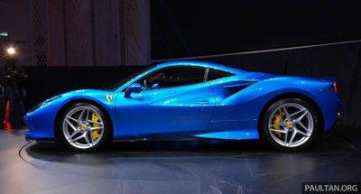 """Ferrari F8 Tributo ra mắt thị trường Đông Nam Á , sức mạnh rất """"trâu bò""""3a"""