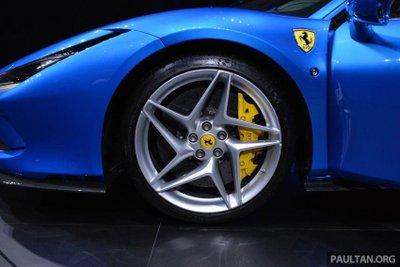 """Ferrari F8 Tributo ra mắt thị trường Đông Nam Á , sức mạnh rất """"trâu bò""""7a"""
